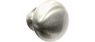 Kwalu Hardware - Knob Nickel Plated